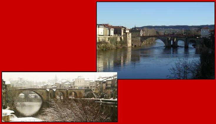 Pont des Cieutat ou P. vieux