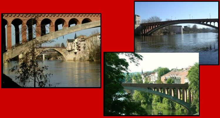 les 3 ponts