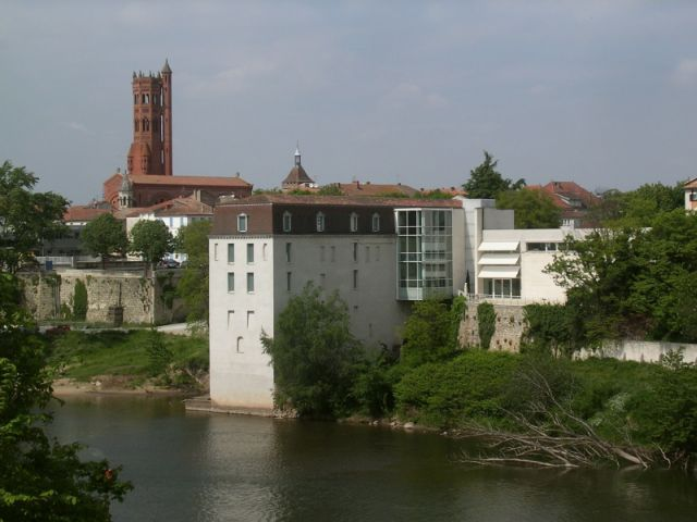 Le moulin et le Musée de GAJAC