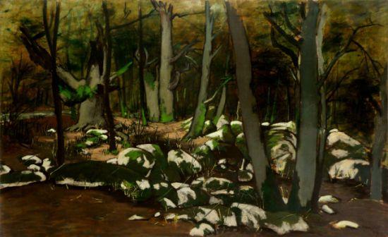 HUMBLOT Forêt de Fontainebleau