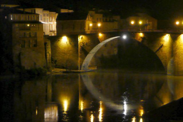 pont nuit