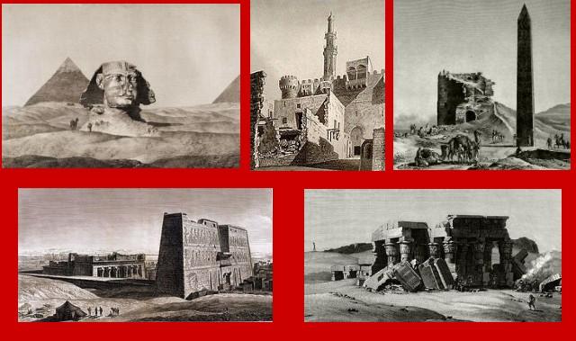 Description de l`Egypte
