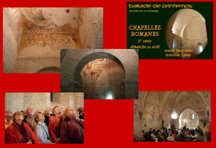 chapelles romane