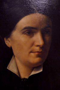 CROCHEPIERRE   Portrait de Mme ...